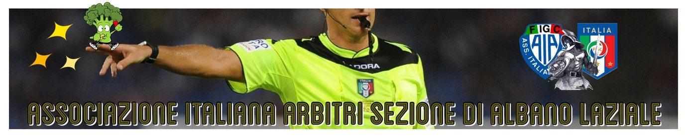 Associazione Italiana Arbitri Sezione di Albano Laziale
